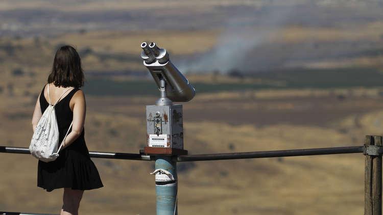 إسرائيل ترفع حالة التأهب في الجولان.. ورئيس أركانها في واشنطن لبحث جنوب سوريا