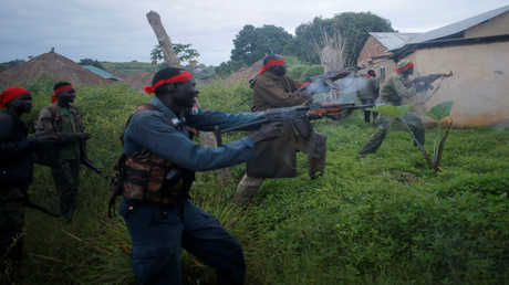 معارك في جنوب السودان بين المعارضة والقوات الحكومية