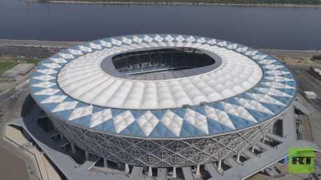 """بتقنية 360 درجة.. ملاعب مونديال 2018 - ملعب """"فولغوغراد أرينا"""""""