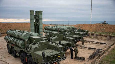 """منظومة """"إس-400"""" الروسية"""