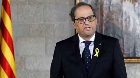 رئيس الحكومة الكتالونية المنتخب كيم تورا