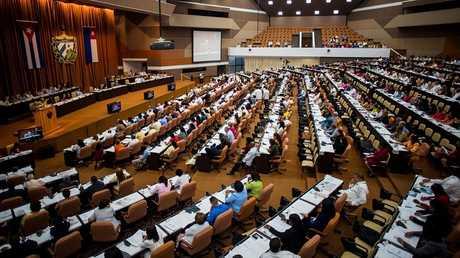 جلسة خاصة للبرلمان الكوبي يوم السبت 2 يونيو 2018