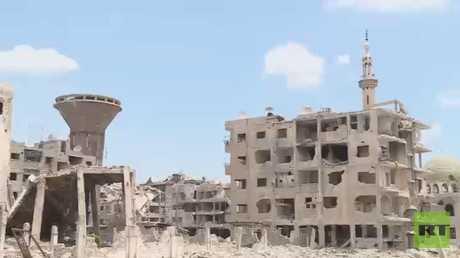 مخيم اليرموك.. ومحاولة