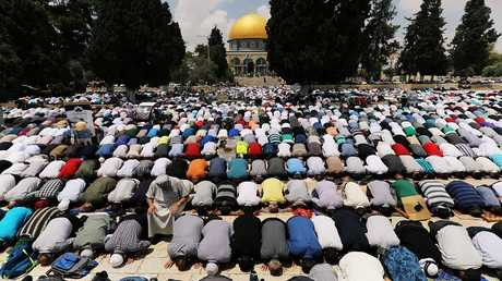 """هيئة """"مسيرات"""" العودة تدعو إلى """"مليونية القدس"""" يوم الجمعة"""