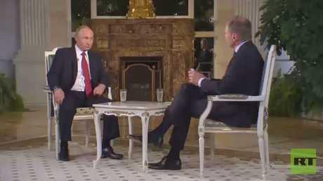 بوتين: صراع أمريكي داخلي منع لقائي ترامب