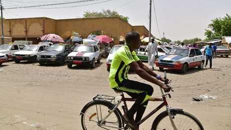 مدينة ضفة، النيجر، أرشيف