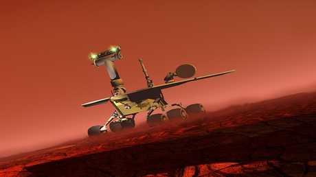 ناسا بصدد إطلاق إعلان هام حول الحياة على المريخ!