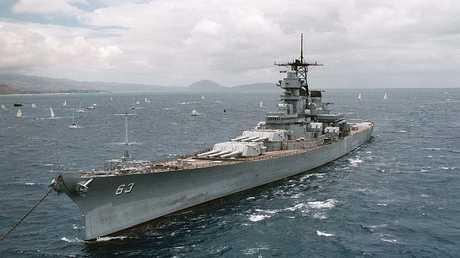 """البحرية الأمريكية تخطط لتطوير بوارج حربية """"روبوتية"""""""