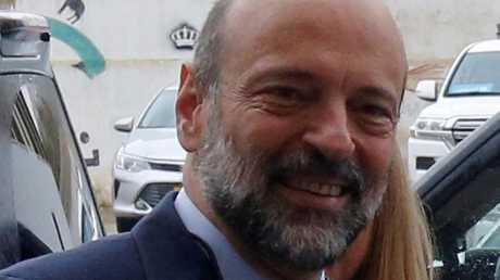 رئيس الوزراء الأردني المكلف، عمر الرزاز
