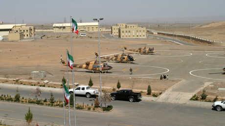محطة نطنز النووي في إيران (أرشيف)