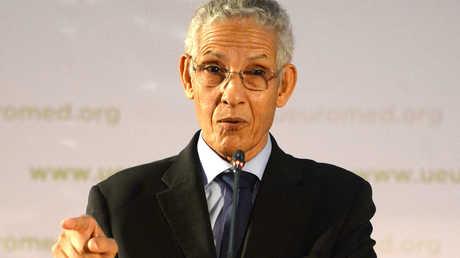 وزير الشؤون العامة والحكامة المغربي، لحسن الداودي