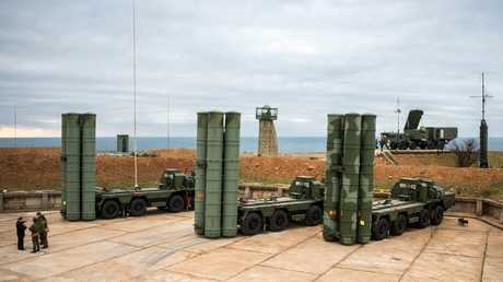منظومات صاروخية روسية للدفاع الجوي من نوع