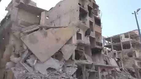 عودة السوريون إلى الحجر الأسود
