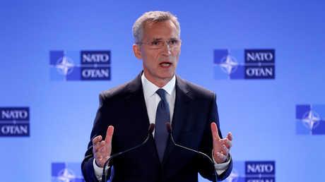 أمين عام حلف الناتو، ينس ستولتنبرغ