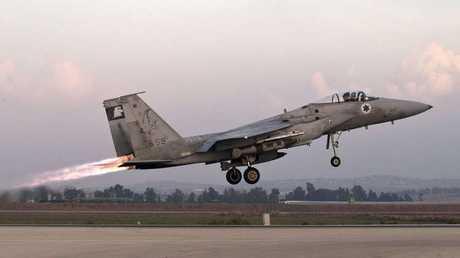 طيران الجيش الإسرائيلي - أرشيف