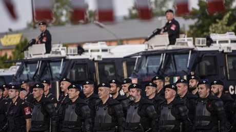 قوات حفظ السلام في كوسوفو - أرشيف