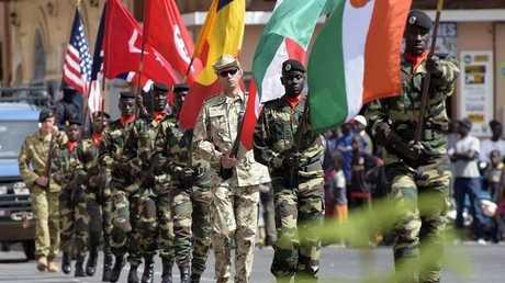قوات التحالف المشتركة ضد داعش في الصومال