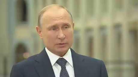 بوتين: الحوار مع ترامب قد يكون بناء