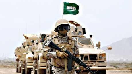أحد أفراد الجيش السعودي - أرشيف