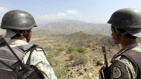 الحدود السعودية اليمنية - أرشيف
