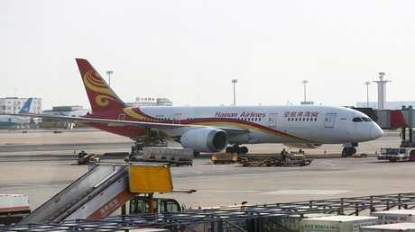 صورة أرشيفية لطائرة تابعة للخطوط الصينية