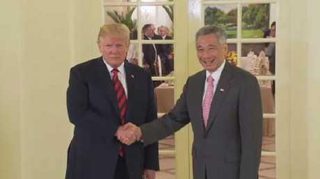 تفاؤل حذر قبل قمة سنغافورة