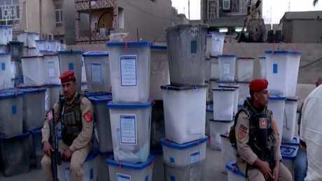 حريق صناديق الانتخابات يشعل الساحة العراقية
