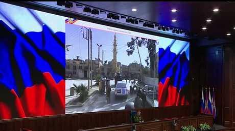 موسكو تحذر من هجوم كيماوي على دير الزور