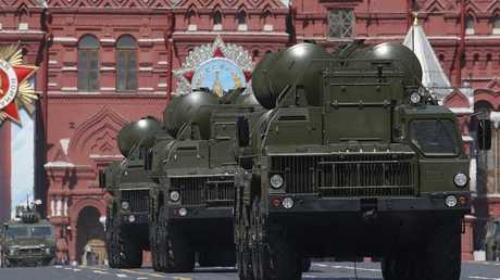 منظومة أس 400 الروسية - أرشيف