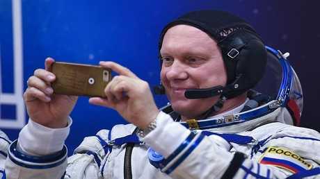 رائد الفضاء الروسي أوليغ أرتيمييف