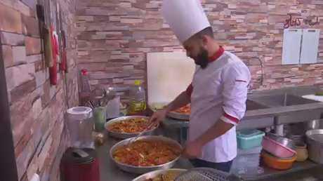 وجبات لأطفال مصابين بالسرطان في فلسطين