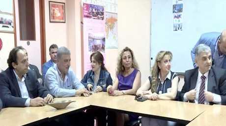 احتفالات باليوم الوطني لروسيا في لبنان