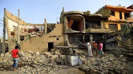مدينة الصدر - بغداد