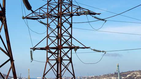 انقطاع الكهرباء بشكل مؤقت في القرم الروسية