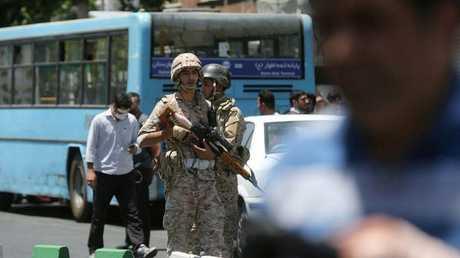 الأمن الإيراني - أرشيف