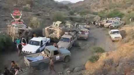 هادي يدعو إلى اللجوء للحسم العسكري