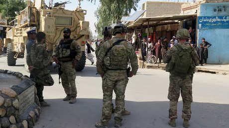 القوات الأمريكية في أفغانستان، أرشيف