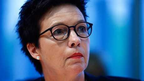 رئيسة قسم الهجرة في ألمانيا جوتو كوردت