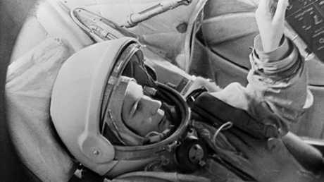 رائدة الفضاء السوفيتية فالينتينا تيريشكوفا، أرشيف
