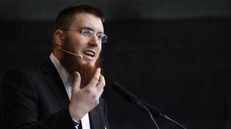 رئيس المجلس المركزي الإسلامي السويسري نيكولا بلانشو