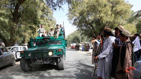 إقليم ننكرهار، أفغانستان، 16 يونيو 2018