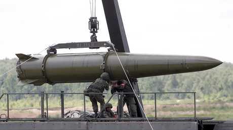 صاروخ إسكندر التكتيكي