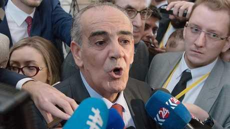 الناطق باسم هيئة التفاوض السورية، يحيى العريضي