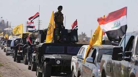 قوات الحشد الشعبي العراقي - أرشيف