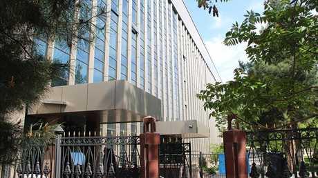 مبنى وزارة الخارجية الأوزبكستانية