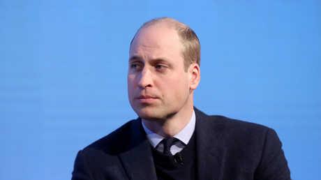الأمير البريطاني ويليام