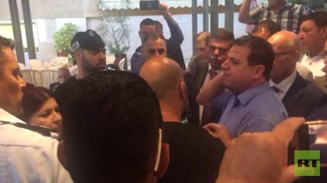 الشرطة الإسرائيلية تمنع احتفالا في القدس الشرقية للاحتفال بيوم روسيا