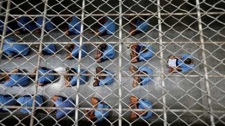 سجن تايلاندي - ارشيف