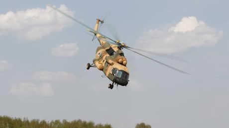 """مروحية """"مي - 17"""" الروسية"""