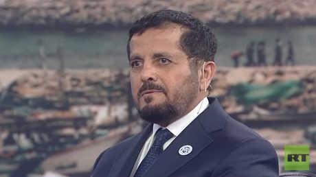 السفير الإماراتي لدى روسيا معضد حارب الخييلي